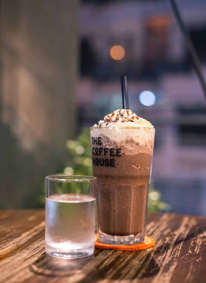 Peanut Butter Espresso Shake