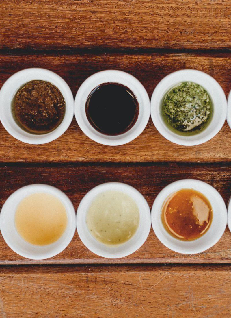 19 Staple Condiments & Sauces